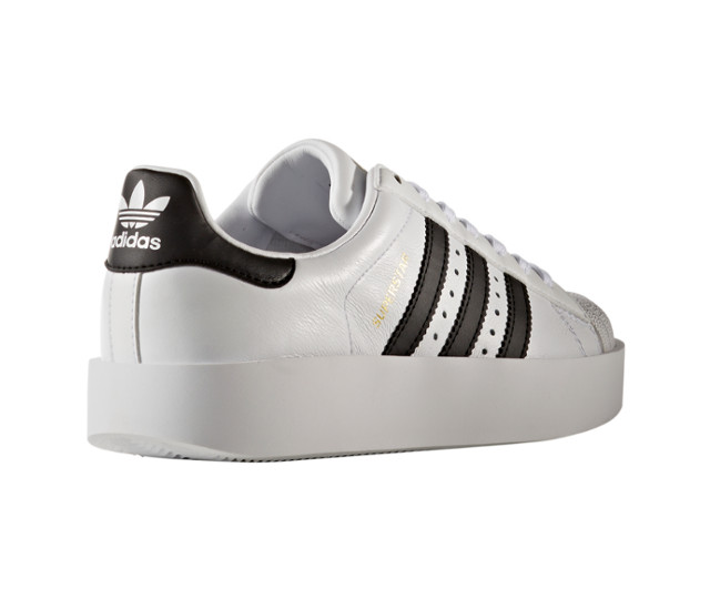 ADIDAS SUPERSTAR BOLD DONNA. Return to Previous Page. New. BA7666_FTW_virtual_side-lateral_white lightbox · lightbox